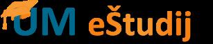 Logo of UM eŠtudij